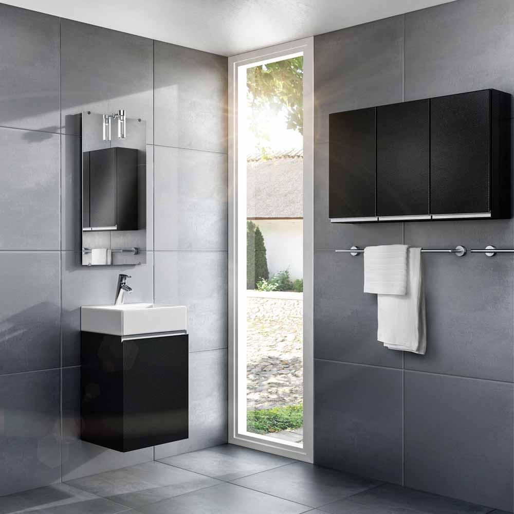 Badrum små badrum inspiration : Även det lilla badrummet kännas mer spatiöst — MediaExtra