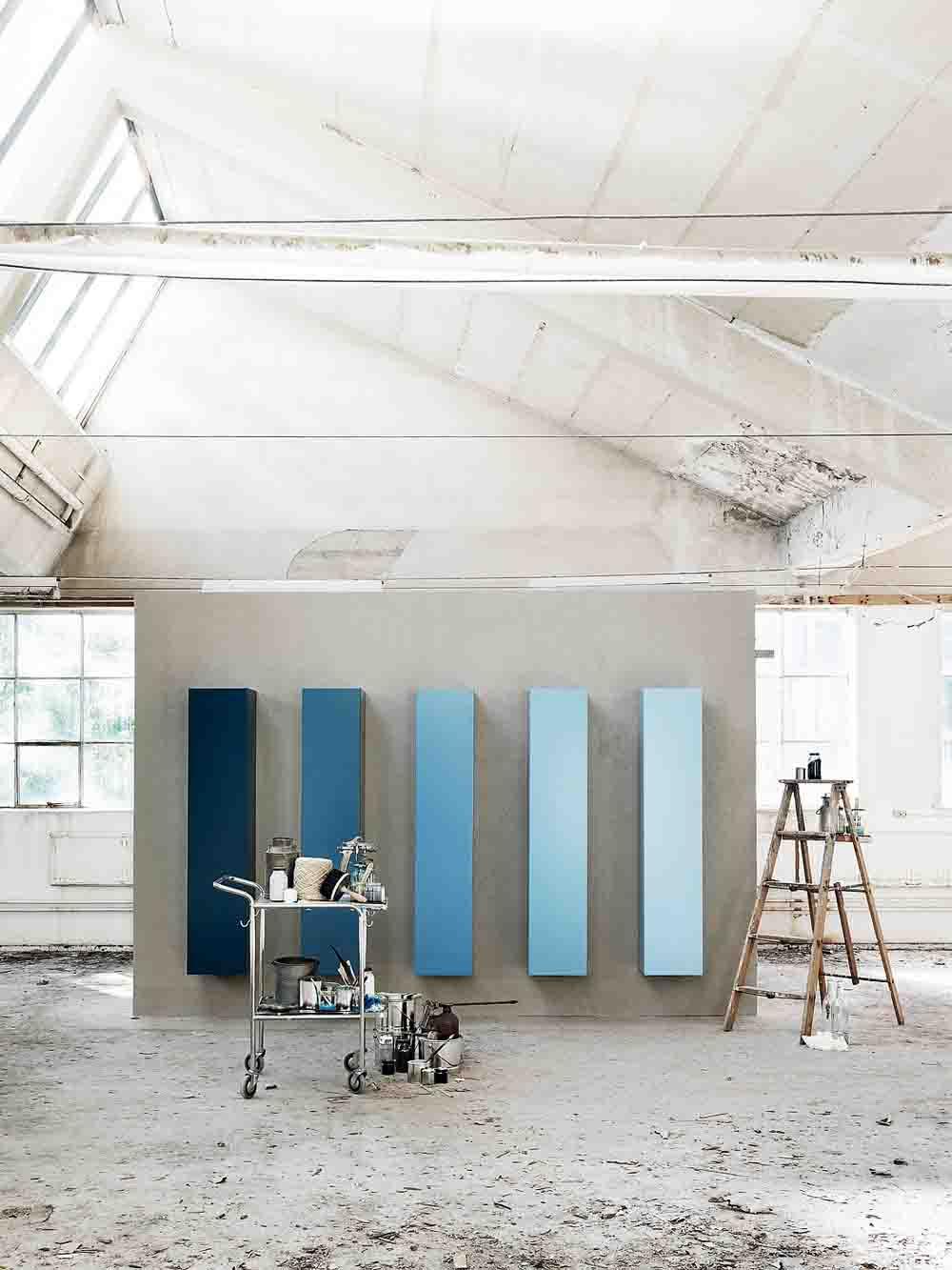 Inspireras av Aspens badrumsinredning som här presenteras i en  industrilokal stylad av Lotta Agaton. Tänk färg b3f99da69d49c